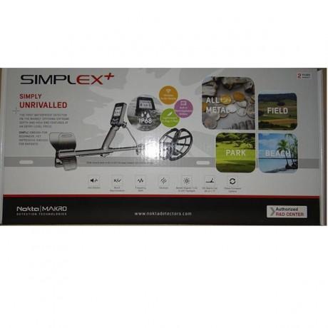 Металлоискатель SIMPLEX+
