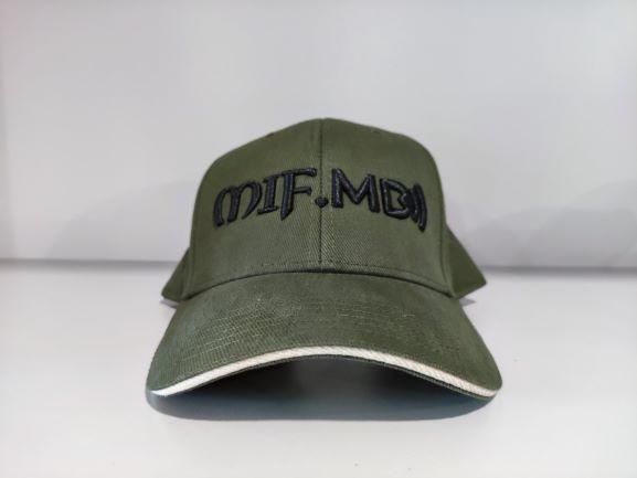 Кепка MIF MD (олива)