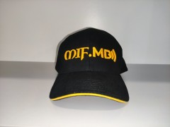 Кепка MIF MD (чорна)