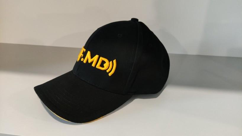 Кепка MIF MD (черная)