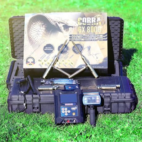 Локатор COBRA GX8000
