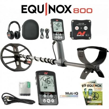 Металлоискатель EQUINOX 800
