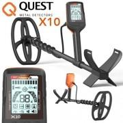 Металлоискатель Quest X-10